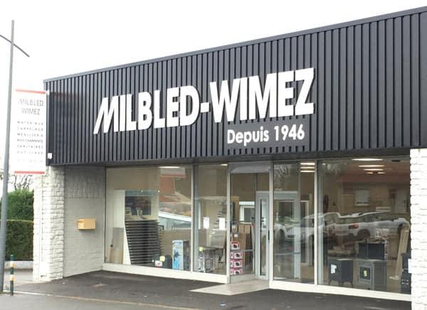 Milbled-wimez burbure