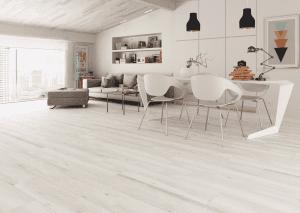 Carrelage imitation bois, Halcon Atelier Gris 24x88