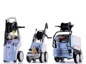 Nettoyez votre terrasse avec nos nettoyeurs haute pression Kranzle